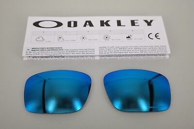 6351a6b1fcbc2 NEW Oakley MAINLINK OO9264 PRIZM SAPPHIRE Replacement Lens Authentic
