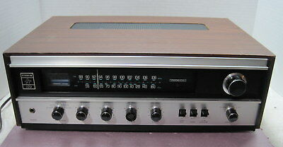 Fisher Model 170 AM-FM Stereo Receiver