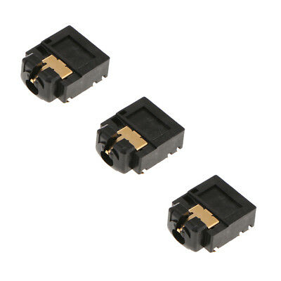 3x 3.5mm Port Headphone Audio Jack Socket for Microsoft Xbox one Controller