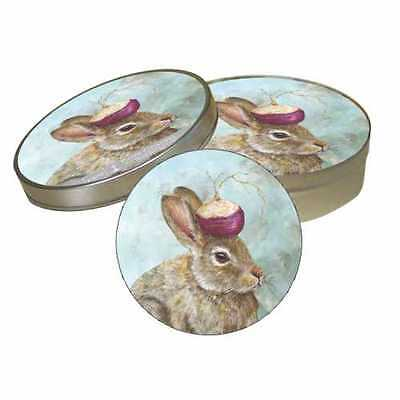 The Turnip Guardian Coaster Set by PaperProducts Design  #26056