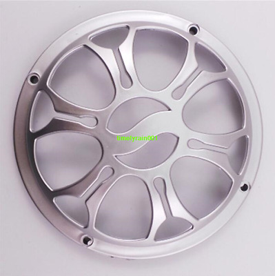 """26# 5""""/6""""/8""""/10""""inch speaker grille Decorative circle Audio protection net cover"""