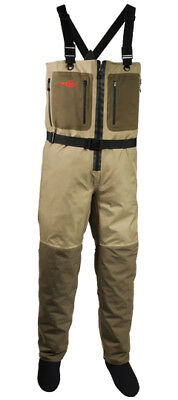 Fly Fishing Waders - Factory Seconds Airflow Delta Zip Lok Wader Size  M