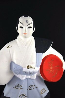 Samurai  Warrior Collectible Hand Painted Figurine from Japan