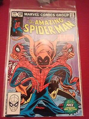 Amazing Spiderman #238 VF High grade
