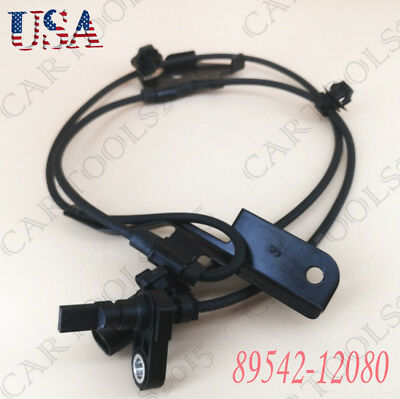 89542-12080 ABS Wheel Speed Sensor Front Right For Toyota Prius V Scion XB Lexus