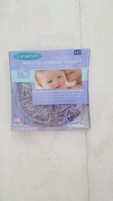 Lansinoh TheraPearl 3in1 hot or cold breast therapy (used twice)