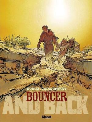 Francois Boucq - Alejandro Jodorowsky BOUNCER L'INTEGRALE Vol. 3 Magic Press