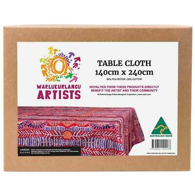 Murdie Morris Aboriginal Art Table Cloth