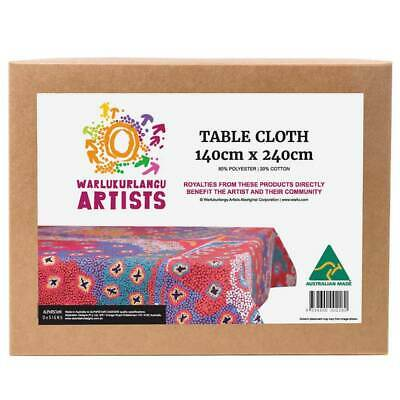 Ruth Stewart Aboriginal Art Table Cloth
