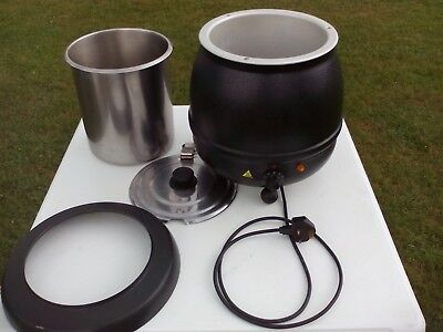 Buffalo Soup kettle (Catering)