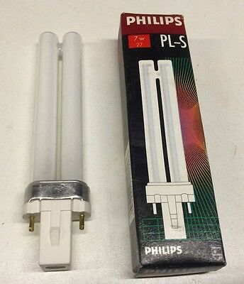 Philips PL-S 7w 27 Compact Fluorescent Lamp