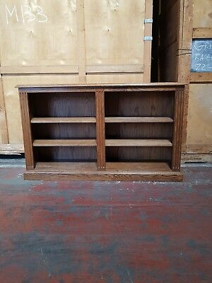 Very Heavy Wooden Bookcase