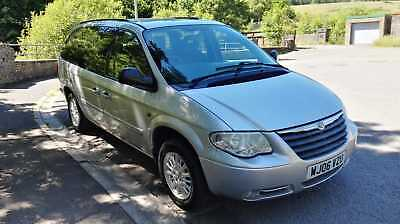 Chrysler Grand Voyager stow and go 2.8 CRD LX 2006