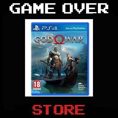 God Of War Ps4 Italiano Playstation 4 Offerta Pal