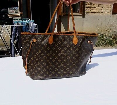 d566e5865520 AUTHENTIQUE SAC CABAS Louis Vuitton neverfull Gm - EUR 490,00 ...