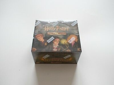 Harry Potter Trading Card Game Sealed Booster Box Adventures at Hogwarts TCG CCG