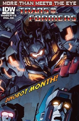 Transformers More Than Meets The Eye # 8 / Cover A / Idw / Aug 2012 / N/m
