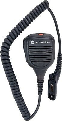 MOTOROLA - PMMN4062A APX Remote Speaker Microphone 3.5mm Jack