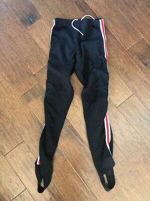 Vintage 60s 50s Champion Goal Runner sweat pants with knee pads  baseball size S