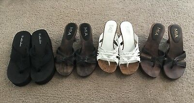 Lot Of Womens Size 8 Shoes