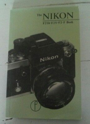 NIKON **FIRST EDITION** F2SB F2S F2 F BOOK by Clyde Reynolds Book paperback