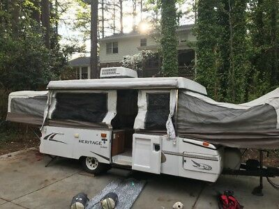 2001 Jayco Heritage pop up camper
