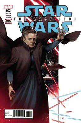 Star Wars: The Last Jedi Adaptation #2 (2018) Vf/Nm Marvel