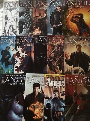 Angel - After the Fall X14 Comics - IDW 2008