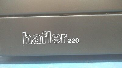 Hafler DH220 DH-220 Power Amp (Professionally Serviced)