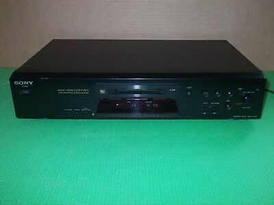 Sony MDS-JE480 Mini Disc Player/Recorder