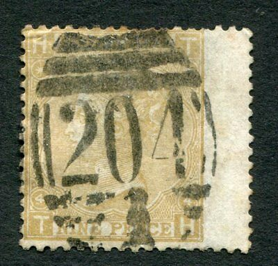 Stamp Lot Of Great Britain, Scott #52 Plate 4 ($300)