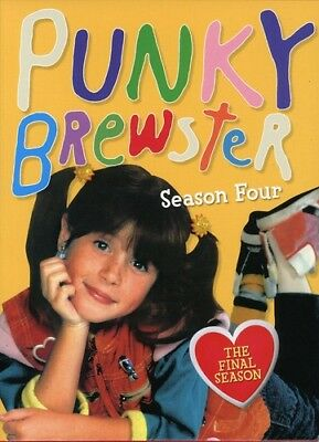Punky Brewster: Season Four [4 Discs] (DVD Used Like New)