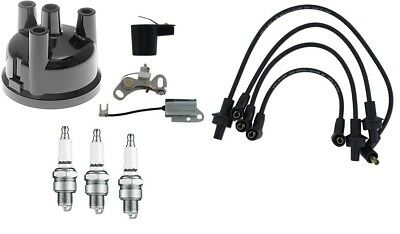Ford Tractor Ignition Tune up Kit Ford 2000, 3000, 4000 3 Cylinder Tractors