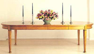 Gorgeous Empire Dining Table seats up to 10