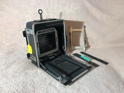 Graflex Super Speed Graphic without lens