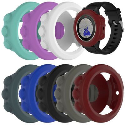 Replacement Silicon Slim Watch Case Cover Shell  For Garmin Fenix 5X Plus Watch