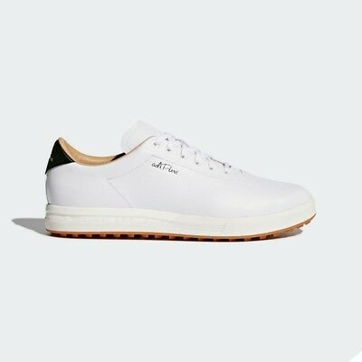 wholesale dealer 11120 ea4e0 Adidas ADIPURE SP Golf Shoes Mens F33746 Leather Mineral White Size 8-12