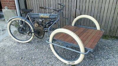 Triporteur Replica Indian Try Car 1910