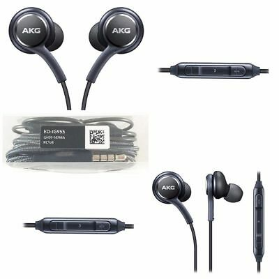 OEM Samsung AKG Earphones Headphones Headset Ear Buds For S9 S8 S8+ Note 8 9 J7