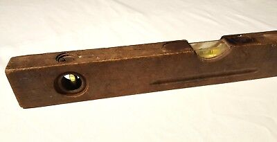 Spirit Level - Vintage German Made - Awesome Collector Piece. Kirchenlaibach