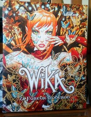 Edition collector 1500 ex - Wika - Olivier Ledroit - 2014