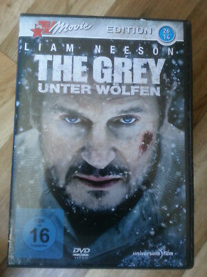 Dvd Tv Movie The Grey Unter Wölfen Aktion Thriller Edition 2614