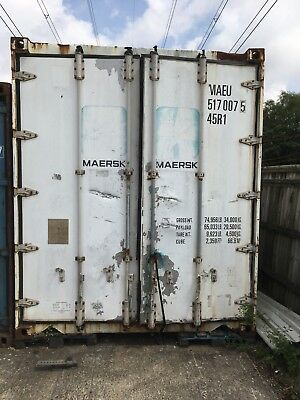40ft Insulated Shipping Container hi cube