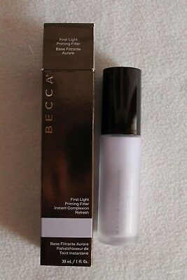 BECCA First Light Priming Filter Instant Complexion Refresh NEU 30 ml