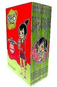 NEW Billie B Brown Super Dooper 15 Books Collection Gift Box Set by Sally Rippin
