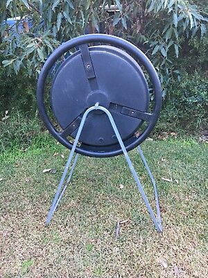 Rotating Compost Tumbler Bin pickup Mt Eliza