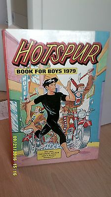 Hotspur Book for Boys 1979. Almost Mint