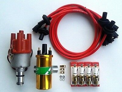 AccuSpark VW Beetle & Kombi 009 Ignition Service Pack for Air-Cooled Engines