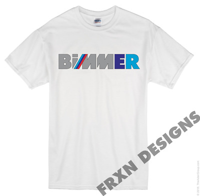 Bmw M Badge Shirt M3 M5 M6 Euro Import German Bimmer T-Shirt