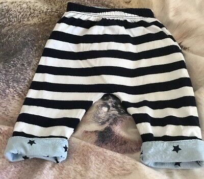 Baby Boys Baby Gap Trousers Size 0-3 Mths